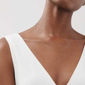 Tiffany & Co. small beaded chain